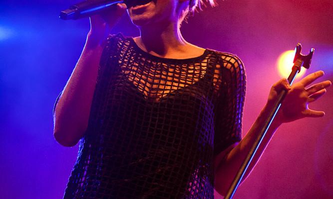 Tove Styrke - @Trästockfestivalen 2011